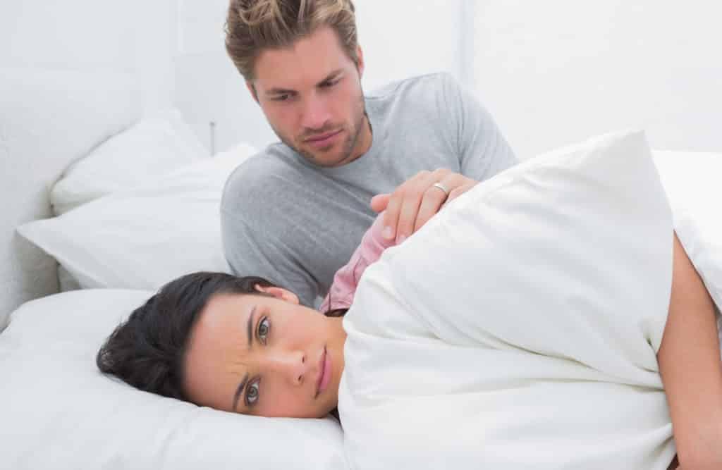 Unhappy relationship, unhappy wife