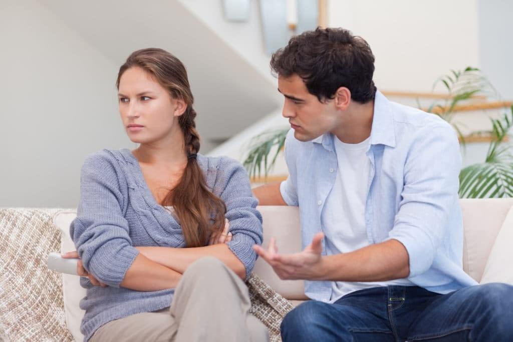 Wife hates needy husband