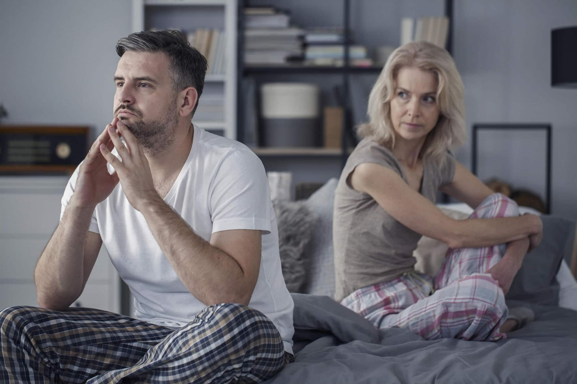 wife doesn't want sex with me