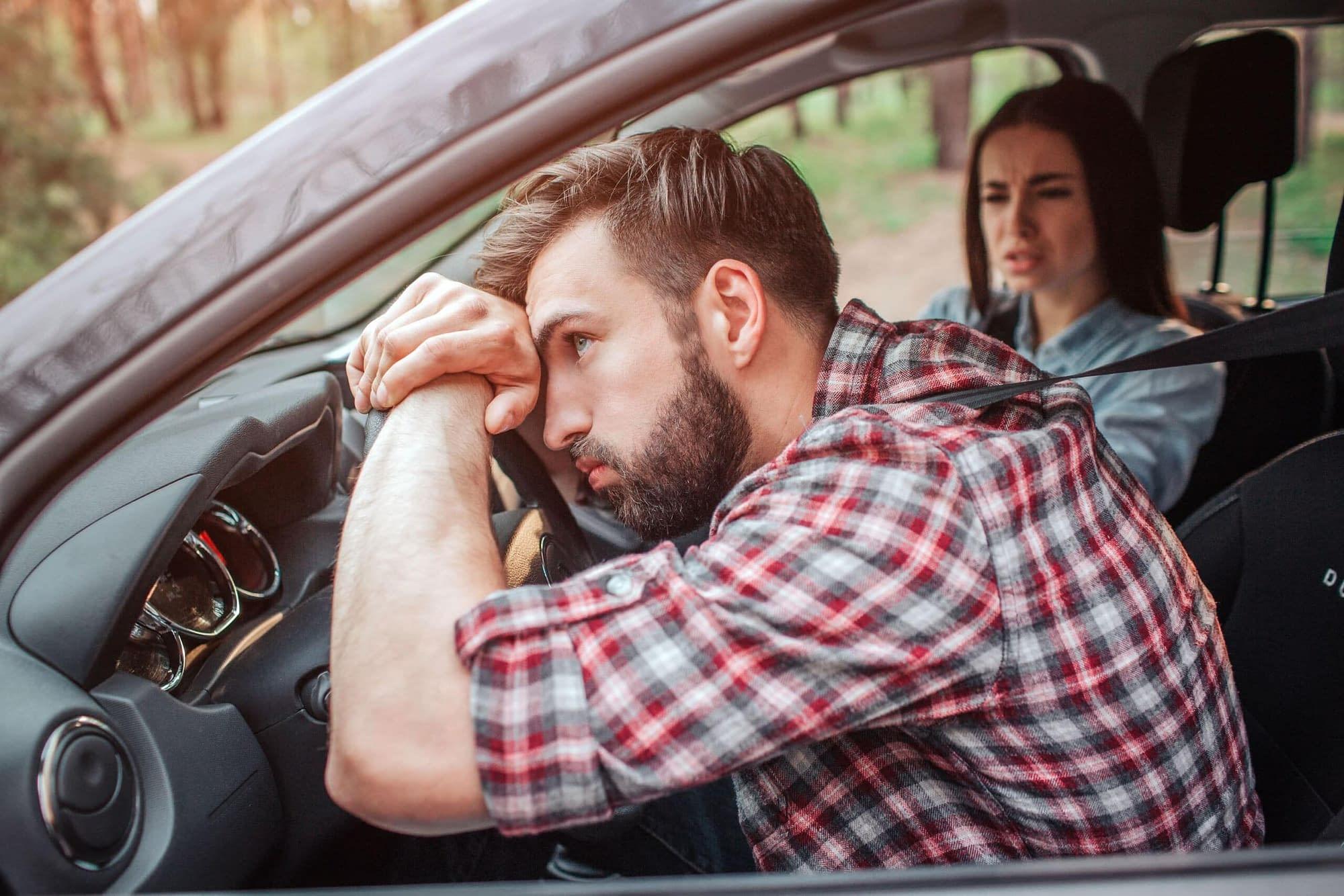 Wife abusing husband