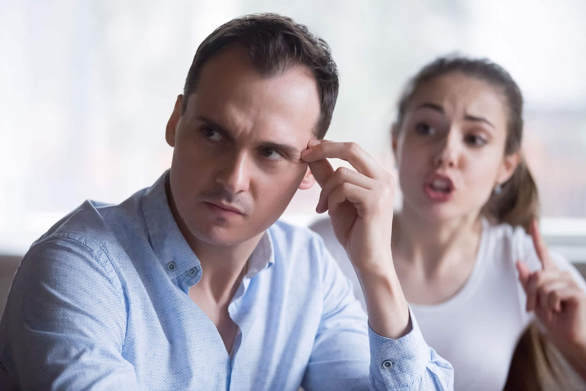 Unhappy marriage husband wants to leave